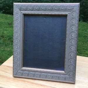 Other - Rustic yet classy, mimicked tin picture frame.